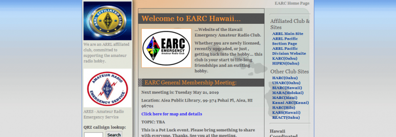 Emergency Amateur Radio Club