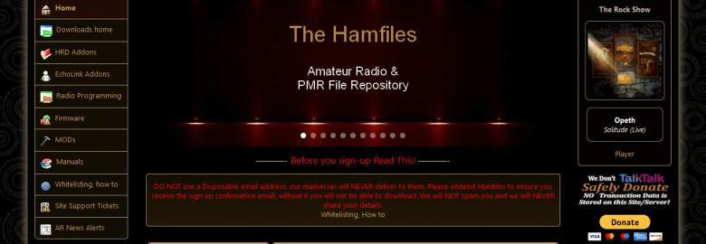 Amateur Radio Repository