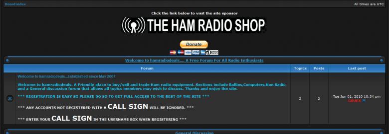 Ham Radio Deals