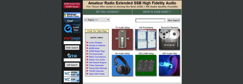 eSSB – Extended SSB HiFi Audio