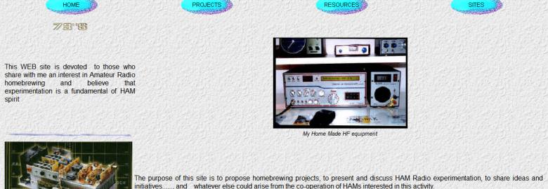 Amateur Radio Homebrewing