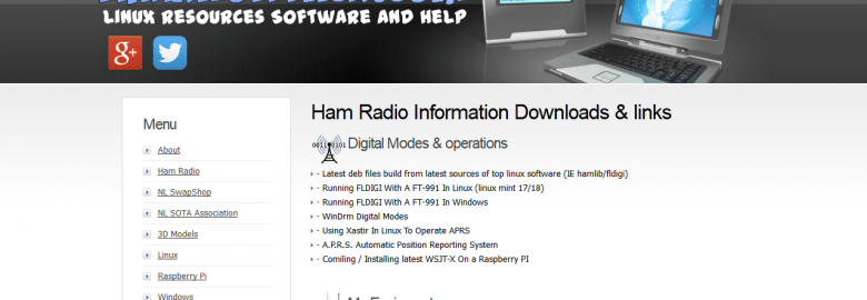VO1PWF Ham Radio Software