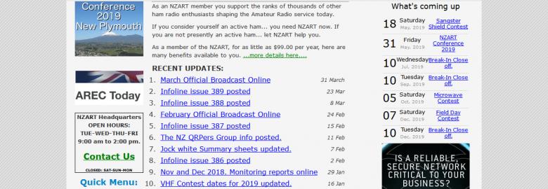 New Zealand Association of Radio Transmitters