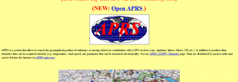 APRS in Switzerland