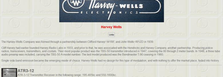 Harvey Wells Bandmaster and Z-match