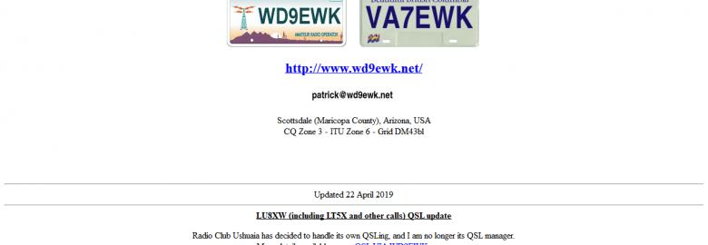 WD9EWK/VA7EWK