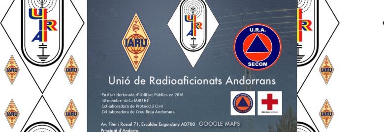 Uni?? de Radioaficionats Andorrans