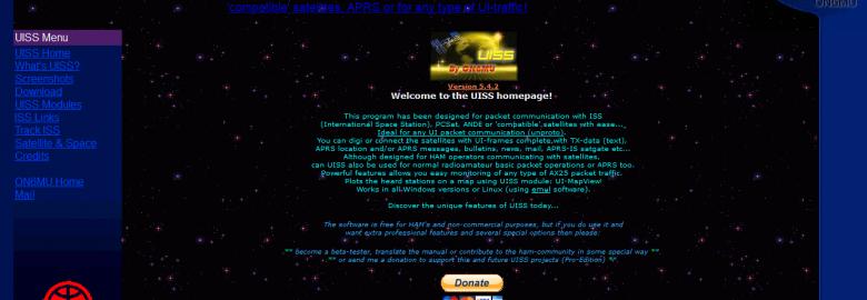 UISS Packet Radio