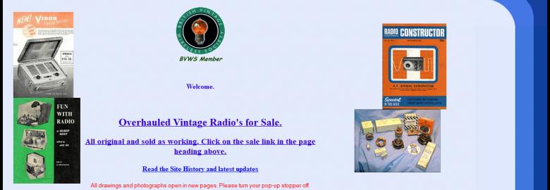 Vintage Radio and Electronics